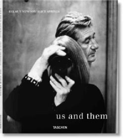 Helmut Newton and Alice Springs: Us and Them (Hardcover)