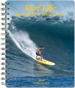 Surf Life. Photographs by Leroy Grannis 2014 Calendar (Calendar)