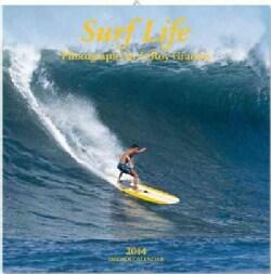 Surf Life. Leroy Grannis 2014 Calendar (Calendar)