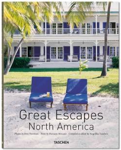 Great Escapes North America (Hardcover)