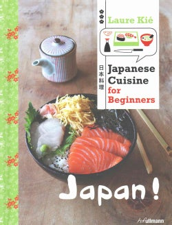 Japanese Cuisine for Beginners (Hardcover)