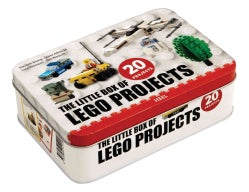 The Little Box of Lego Projects: 20 Projects (Cards)