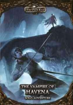 The Vampire of Havena: Solo Adventure (Paperback)