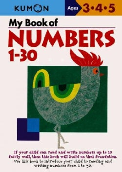 My Book Of Numbers 1-30 (Paperback)