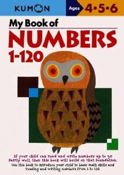 My Book Of Numbers 1-120 (Paperback)