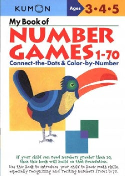 My Book Of Number Games 1-70 (Paperback)