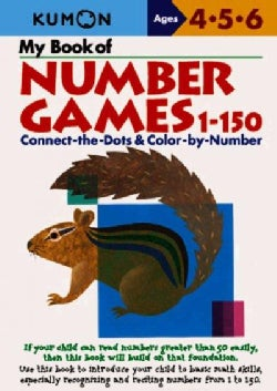My Book Of Number Games 1-150 (Paperback)