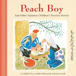 Peach Boy and Other Japanese Children's Favorite Stories (Hardcover)