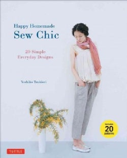 Happy Homemade: 20 Simple Everyday Designs (Paperback)