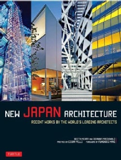 New Japan Architecture: Recent Works by the World's Leading Architects (Paperback)