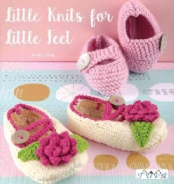 Little Knits for Little Feet (Paperback)