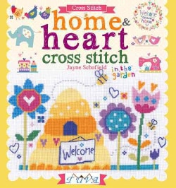 Home & Heart Cross Stitch (Paperback)