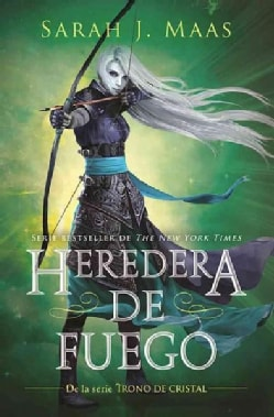 Heredera del fuego/ Heir of Fire (Paperback)