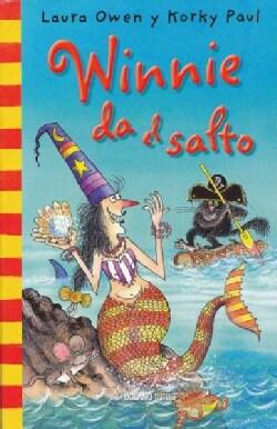 Winnie da el salto/ Winnie Takes the Plunge (Paperback)