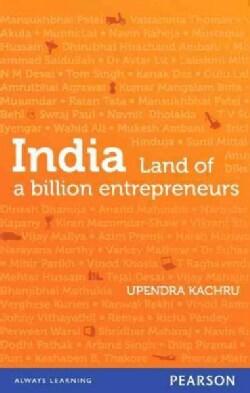 India Land of a Billion Entrepreneurs (Paperback)