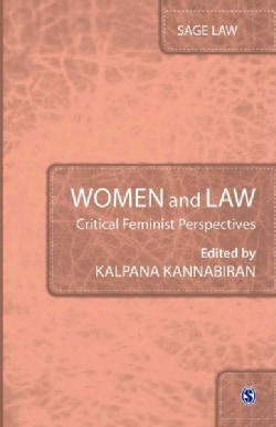 Women and Law: Critical Feminist Perspectives (Hardcover)
