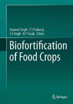 Biofortification of Food Crops (Hardcover)