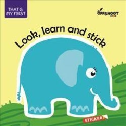 Learn, Find and Stick (Paperback)