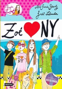 Zoe Loves NY (Hardcover)