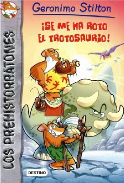 Se me ha roto el trotosaurio! / The Great Mouse Race (Paperback)