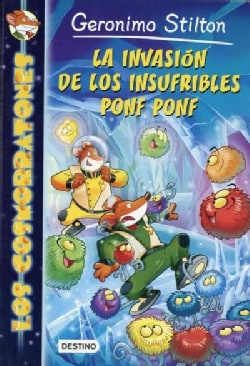La invasion de los insufribles ponf ponf/  Ice Planet Adventure (Paperback)