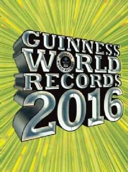 Guinness World Records 2016 (Hardcover)