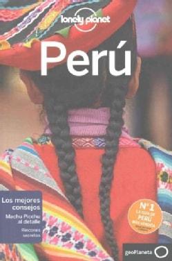 Lonely Planet Peru (Paperback)