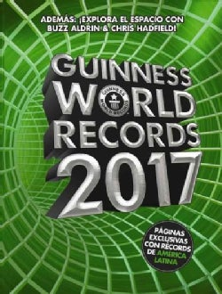 Guinness World Records 2017 (Hardcover)