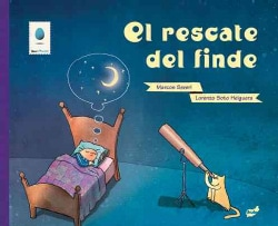 El rescate del finde / The Weekend Rescue (Hardcover)