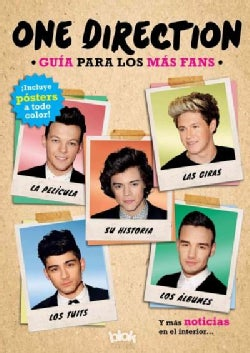One Direction: Guia para los mas Fans / Guide for Super Fans (Paperback)