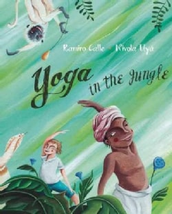 Yoga in the Jungle (Hardcover)