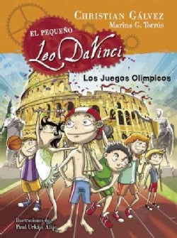 Leo Di Vinci los juegos olimpicos/ Leo and the Olympic Games (Hardcover)
