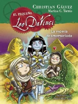 La momia desmemoriada / The Absent-Minded Mummy (Hardcover)