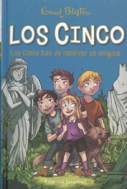 Los Cinco han de resolver un enigma / Five Have a Mystery to Solve (Hardcover)