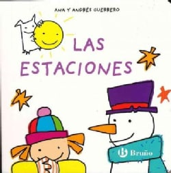 Las estaciones/ Seasons (Board book)