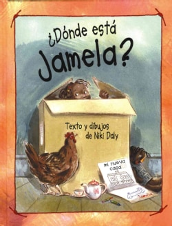 Donde Esta Jamela?/ Where's Jamela? (Hardcover)