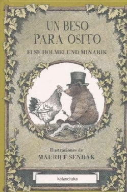 Un beso para Osito/ A Kiss For Little Bear (Hardcover)