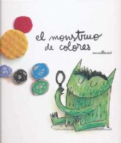 El monstruo de colores / The Color Monster (Hardcover)