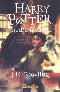 Harry Potter y la piedra filosofal/ Harry Potter and the Philosopher'S Stone (Paperback)