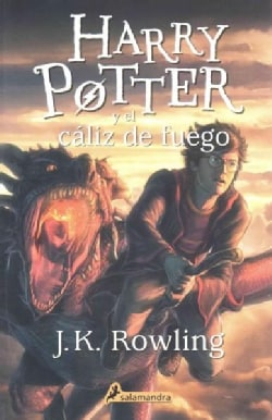 Harry Potter y el caliz de fuego/ Harry Potter and the Goblet of Fire (Paperback)