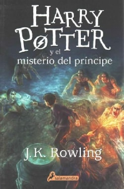 Harry Potter y el misterio del principe/ Harry Potter And The Half-Blood Prince (Paperback)