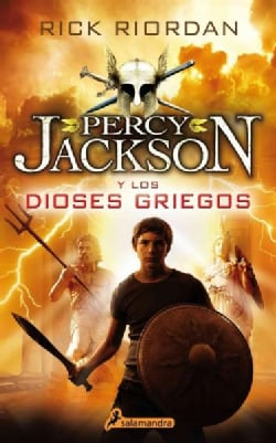 Percy Jackson y los dioses griegos / Percy Jackson and the Greek Heroes (Paperback)