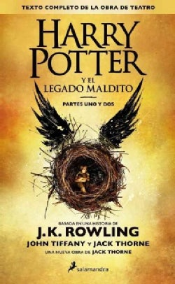 Harry Potter y el legado maldito / Harry Potter and the Cursed Child (Paperback)