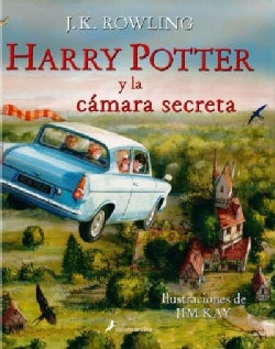 Harry Potter y la camara secreta/ Harry Potter and the Chamber of Secrets (Hardcover)