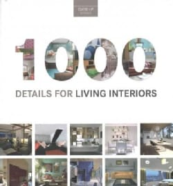 1000 Details for Living Interiors (Hardcover)