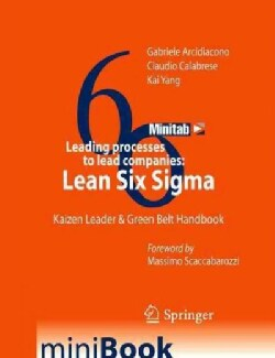 Leading Processes to Lead Companies: Lean Six Sigma, Kaizen Leader & Green Belt Handbook (Paperback)