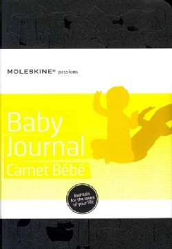 Moleskine Passions Baby Journal (Notebook / blank book)