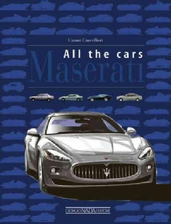 Maserati All the Cars (Hardcover)