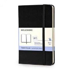 Moleskine Sketchbook (Notebook / blank book)