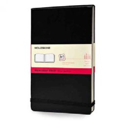 Moleskine Watercolor Notebook Large (Notebook / blank book)